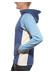 Chillaz Mario's Hoody Men dark blue melange/blue melange/beige m.